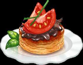 Recipe-Tomato Mushroom Tart