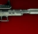 Pistola Bartoli personalizada