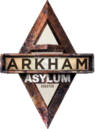Arkham Asylum – Shock Therapy logo.png