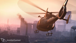 Helicopter-GTA V