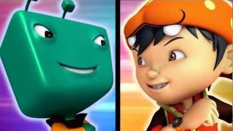 BoBoiBoy International Children's Day Promo