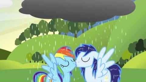 Rainbow Dash x Soarin 2 -- (Fall for You)