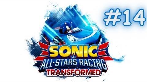 Sonic & All-Stars Racing Transformed - Playthrough World Tour ~ Part 14 - Nights & Joe Musashi