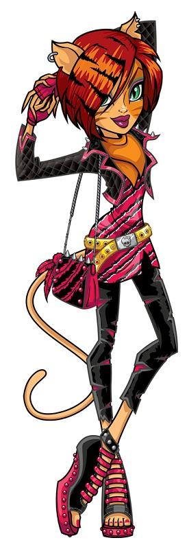 Toralei Stripe Monster High Wiki