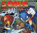 Archie Sonic the Hedgehog Ausgabe 238