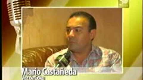 Entrevista a Mario Castañeda - La Voz de Goku