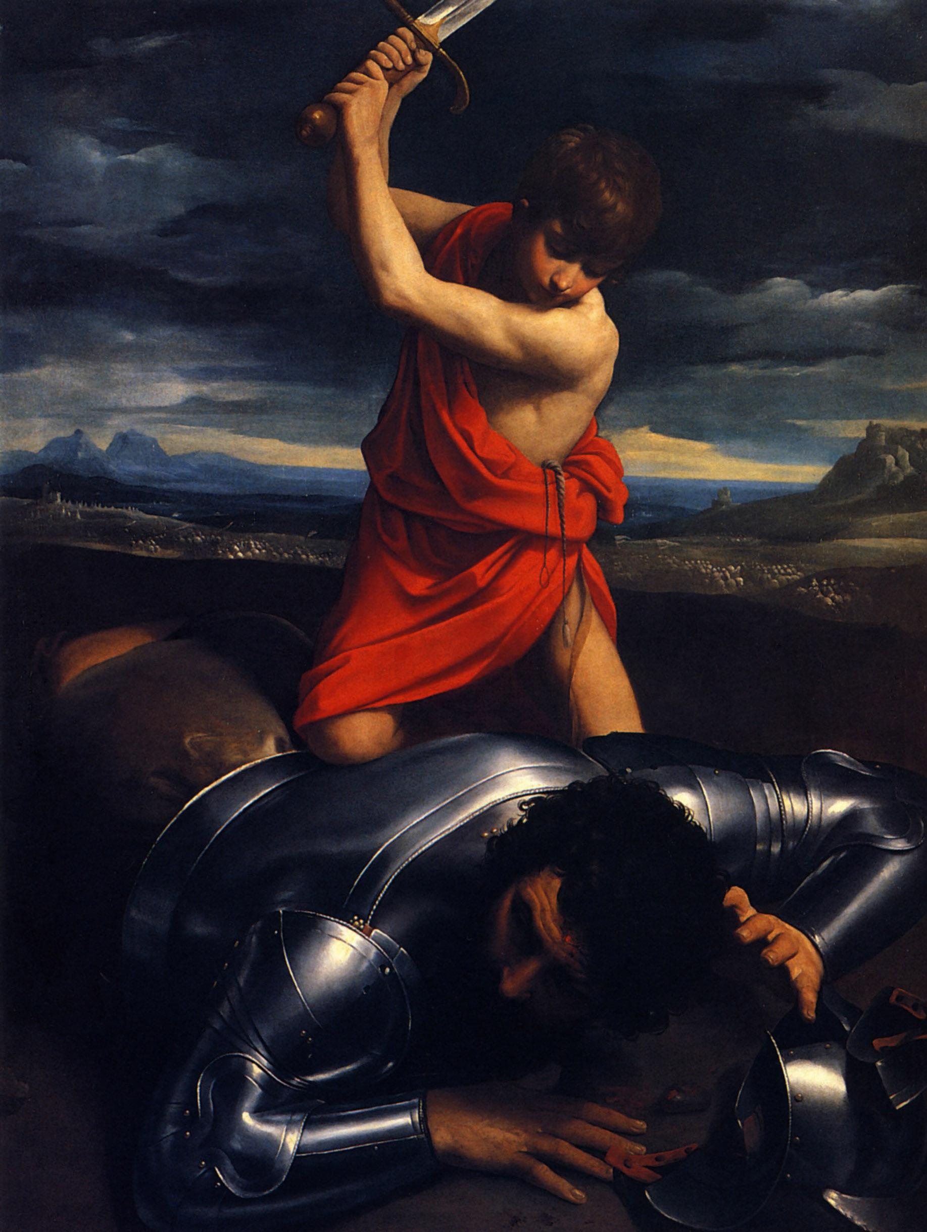 David And Goliath Art David And Goliath Art Renaissance