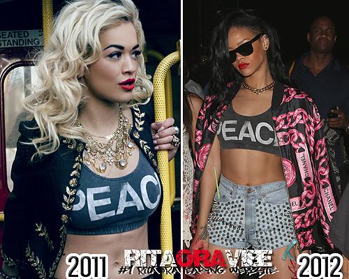 Rita Ora Discography Wiki >> Image - Rita-ora-rihanna-style.png - Rihanna Wiki - Wikia