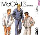 McCall's 8321