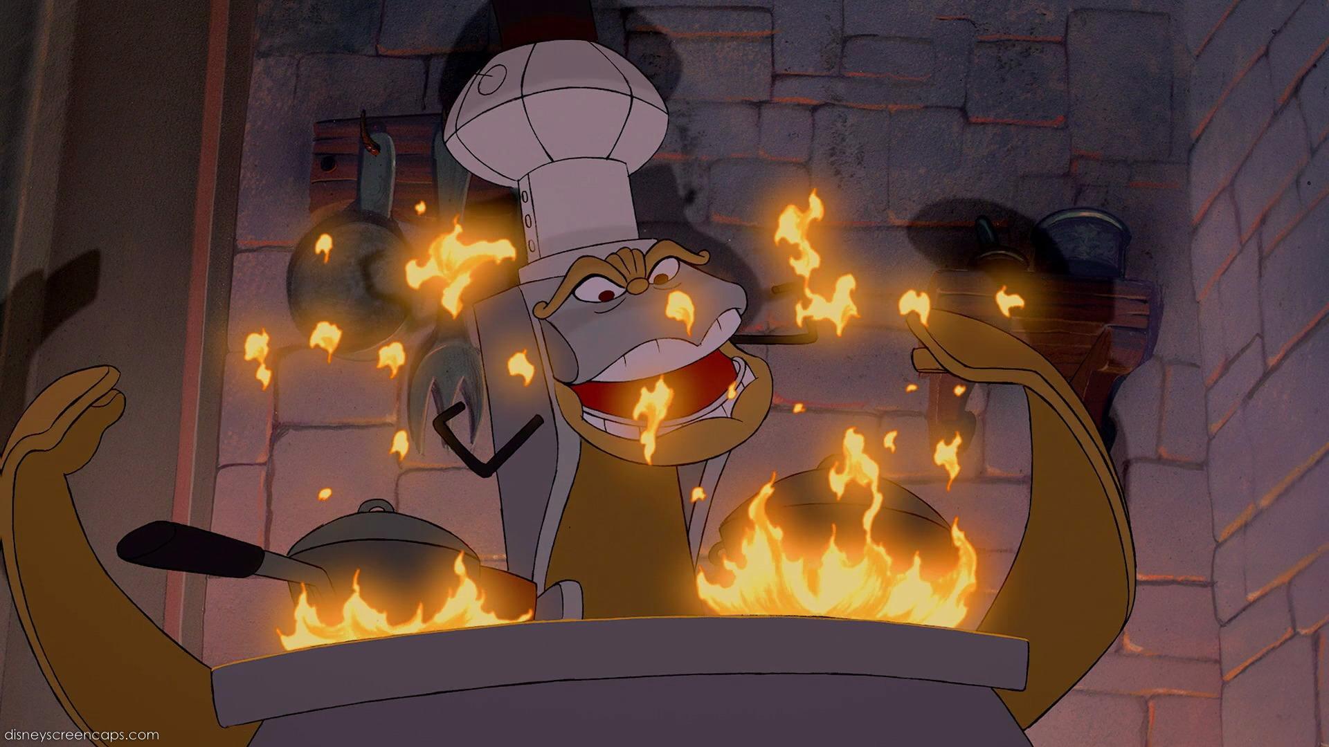 Chef Bouche Disney Wiki