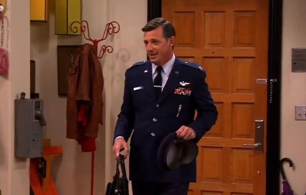 Colonel Steven Shay - iCarly Wiki  Colonel Steven ...