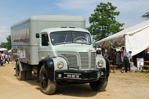 berliet tractor construction plant wiki the classic vehicle and machinery wiki. Black Bedroom Furniture Sets. Home Design Ideas