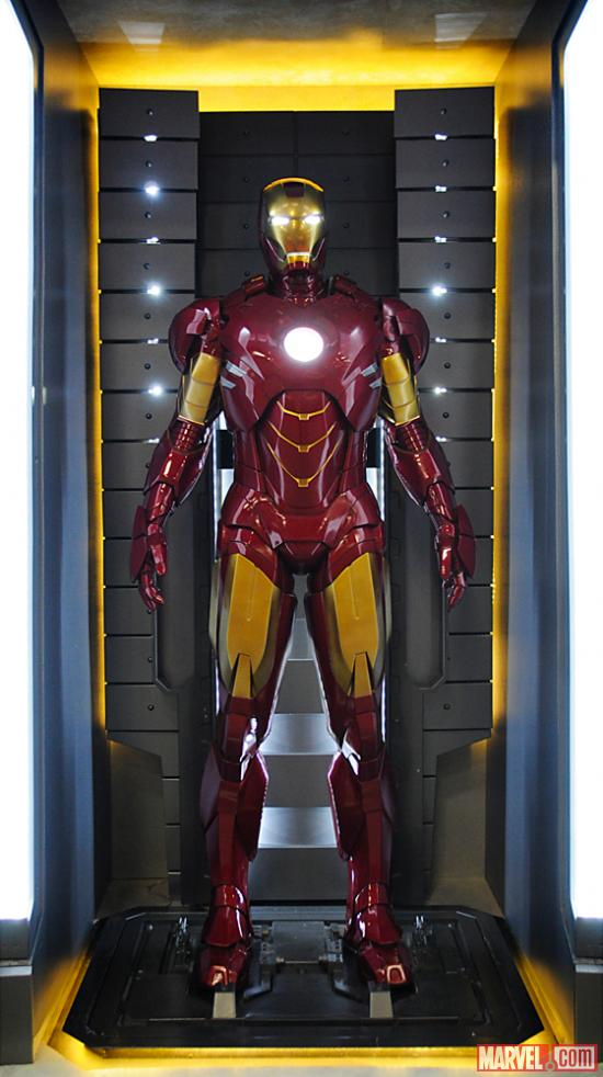 Favorite Iron Man armor? - The SuperHeroHype Forums