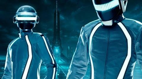 "Tron Legacy Daft Punk ""Derezzed"" Music Video Trailer Official (HD)"
