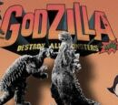 Godzilla: Destroy All Monsters Melee Episodes