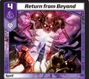Return from Beyond