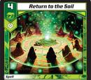 Return to the Soil