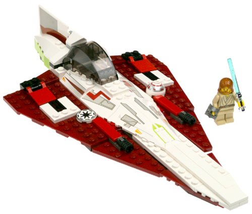 ... Obi Wan Kenobi's Jedi Star Fighter.jpg - Lego Star Wars Wiki - Wikia