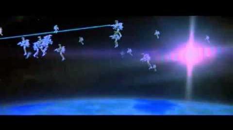 Moonraker Laser Battle