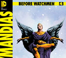 Before Watchmen: Ozymandias Vol 1 4