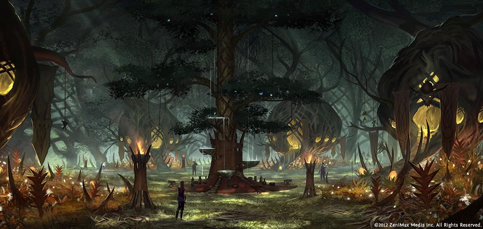 alien-landscapes-forest