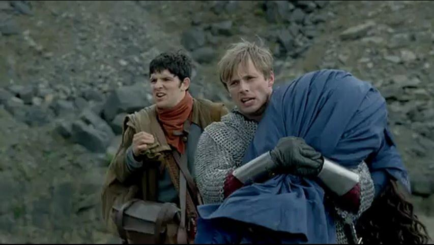 Merlin Season 5 Episode 9 With All My Heart