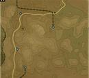 FarCry 2 Karte/Zentrale Wüste