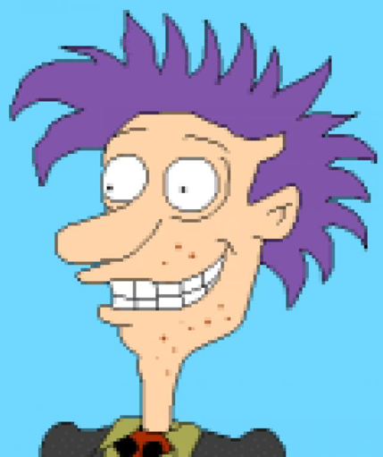 Stu Pickles Character At Scratchpad The Home Of