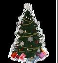 TS3 Christmas tree transparent.png