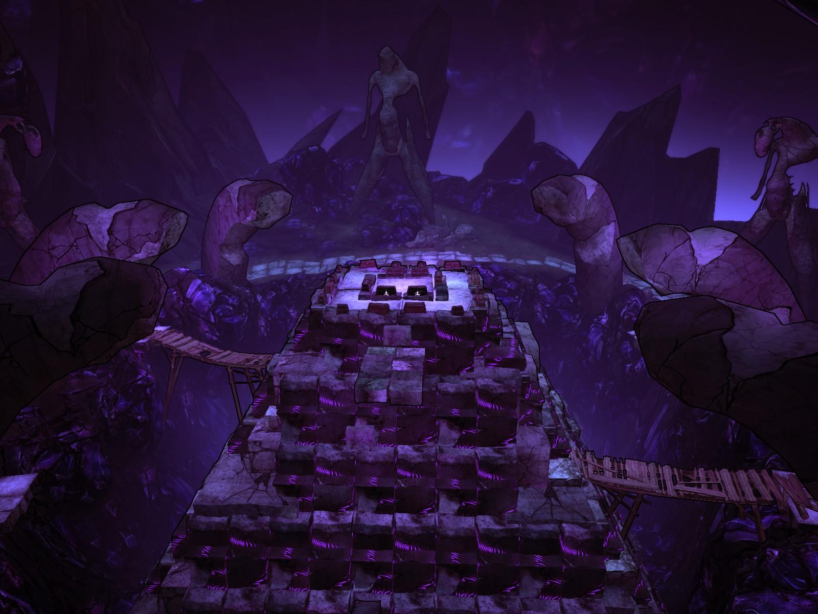 Borderlands  X Marks The Spot Find Treasure Room