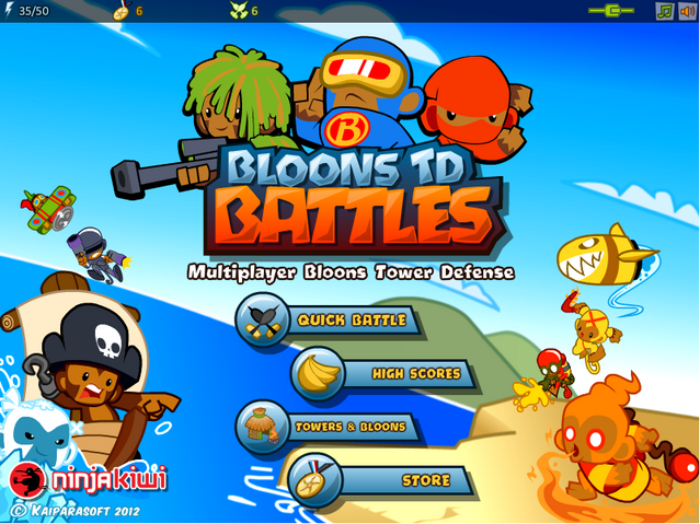 Bloons TD Battles is a Bloons Tower Defense game, released on December ...
