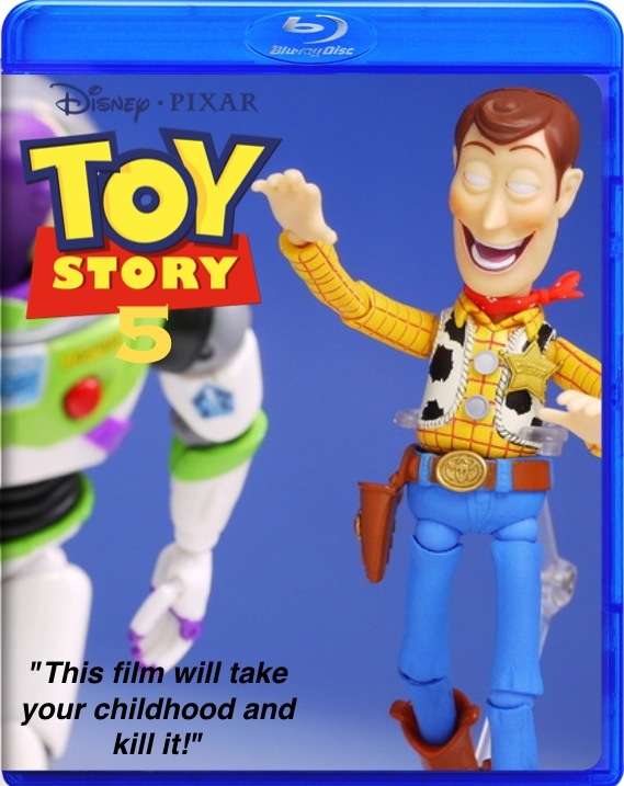 Toy story 5 unanything wiki for Toy story 5 portada