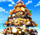 Confectionery Tree