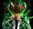 Ben 10 destroy all aliens el videojuego
