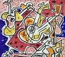 Six Designs by Salvador Dali - Mikana