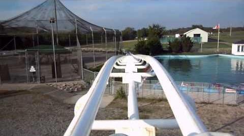 Pipeline Express (Wild Water & Wheels)