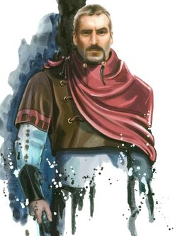 Gallandro by Brian Rood