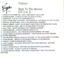Back To The Movies (CD 2 of 2)