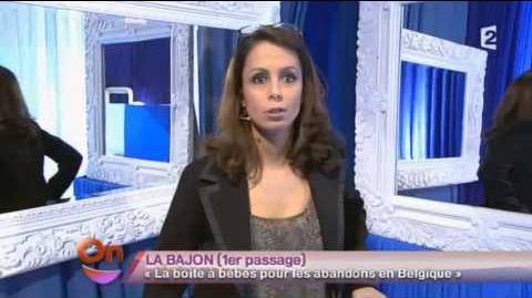 La Bajon 1 - La boite à bébés pour les abandons en Belgique - ONDAR - 05 décembre 2012