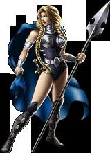 Pasajes Antiguos de Asgard Valkyrie%3F