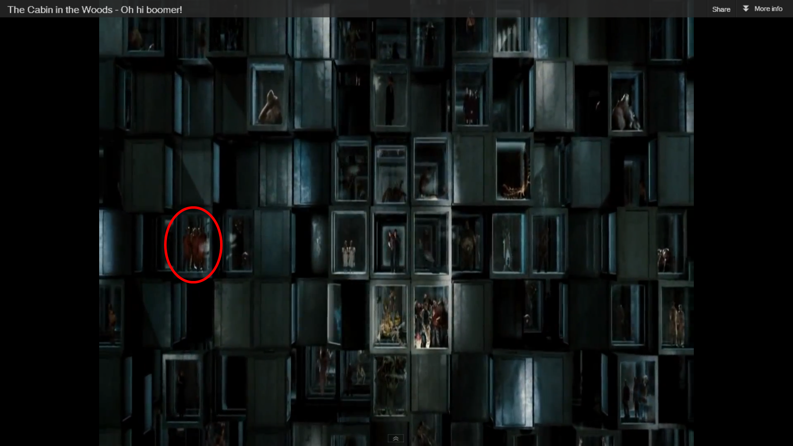 Image - Demons.png - The Cabin in the Woods Wiki