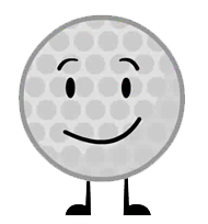 Golf ball objectified characters wiki