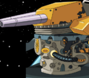 Battlecruiser Turret