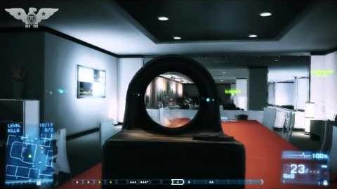 BF3 - Close Quarters - Operation 925 - Gun Master - Gameplay Commentary