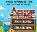 Hora de Aventura - Soundboard & Photo Stickers