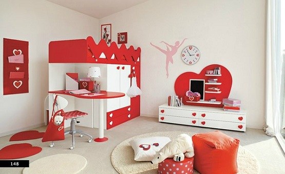 file little girls bedroom decorating ideas ballet or a