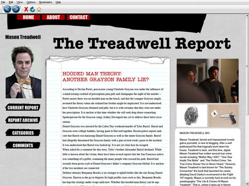 treadwell chat sites A private email service provides the privacy you deserve and will not copy, scan, or sell your info join reagancom and get your secure email services with a reagan.