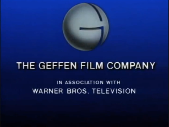 Geffen television logopedia the logo and branding site for Geffen pictures