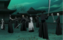 Ichigo surrounded by Shinigami.png