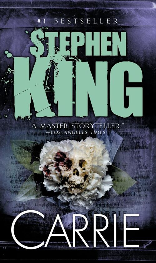 Carrie Stephen King Wiki Wikia
